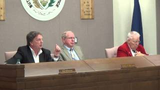preview picture of video 'Butler County Commissioners Meeting 12 10 14'
