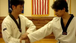 03 – Middle Yellow Belt Hapkido