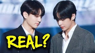 This is why TAEKOOK might be real 😱