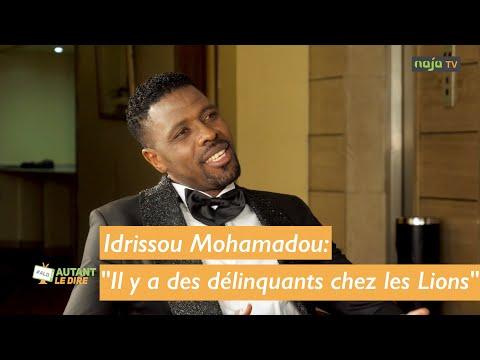 """Idrissou Mohamadou: """"Il y a des délinquants chez les Lion"""""""