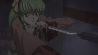 C.C. And Kallen Reunion | Code Geass: Lelouch Of The Re;surrection (Official Clip)