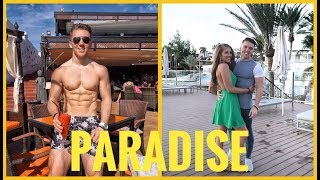 FIT COUPLES TRAVEL VLOG!