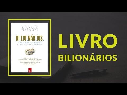 Livros & NegoÌcios | Livro BilionaÌrios - Ricardo Geromel #3