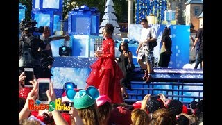 Ciara - Live - Disney Christmas - Rockin Around the Christmas Tree