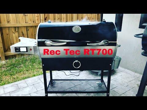 Rec Tec RT-700 Bull Review