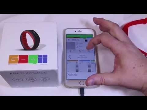 Goqii Life Fitness Sleep Tracker Band Unboxing Review @GOQiiLife