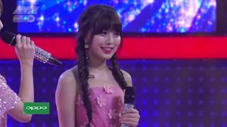 Cô gái Hàn không biết tiếng Việt song ca cùng Jang Mi   GIỌNG ẢI GIỌNG AI   GAGA#13 MÙA 3