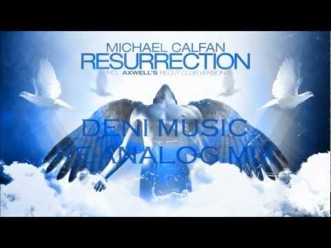 Michael Calfan - Resurrection (Deni Music ReAnalog) teaser*