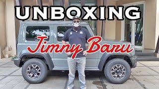 Suzuki Jimny review Indonesia