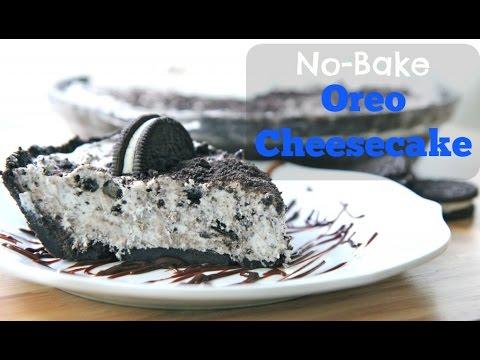 No-Bake Oreo Cheesecake Recipe