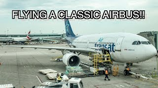 *FLYING A CLASSIC AIRBUS!* Air Transat's Airbus A310 (YYZ-YUL)