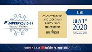 3rd Webinar on COVID-19: Contact Tracing and Lockdown Easing Plan
