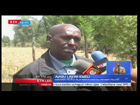 Jamaa Nakuru auwawa baada ya kudaiwa kupatikana akifanya mapenzi na maiti ya mtoto wake