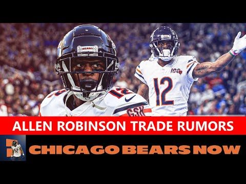 Allen Robinson Trade Rumors + Contract Extension Latest | Chicago Bears Today