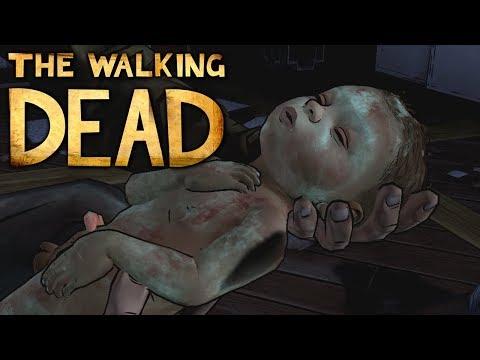 The Walking Dead Season 2 - POROD!  | #13 | České titulky | 1080p
