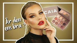 Caia cosmetics Golden Bronze Palette | FIRST IMPRESSION