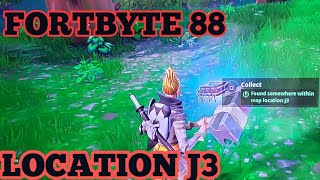 fortnite season 9 fortbyte 88 - TH-Clip