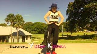 【Jennifer Hudson/Pillows】YUINA KOSAKA freedance part 6