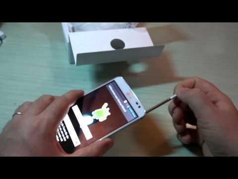 LG G Pro Lite: Video unboxing