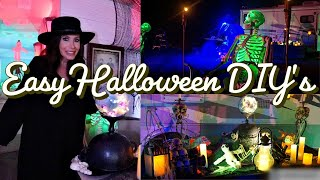 EASY HALLOWEEN DIY'S by Channon Rose
