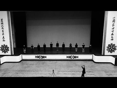 「犬儒進行曲:國歌工作坊」於空總現場