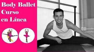 Body Ballet. Rutina de ballet para adultos principiantes