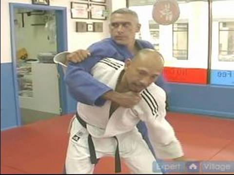 Advanced Judo Techniques : How to Do the Grab & Slide Technique in Judo