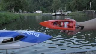 Walkerafans auf Wasser: RTR Boote