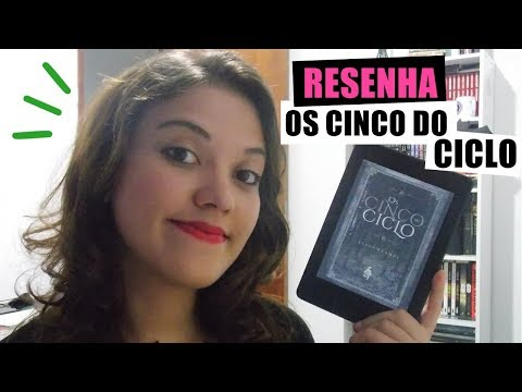 RESENHA: Os Cinco do Ciclo - Elias Flamel | DNA Literário