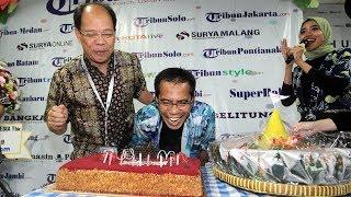 Ulang Tahun Ke-9 Tribunnews com, dari Kesederhanaan Menjadi Juara