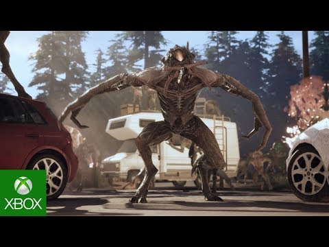 Trailer de Earthfall