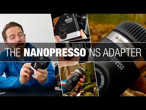 Nanopresso Review (Part 3) - NS Adapter - Using Nespresso Pods - EASY MODE!