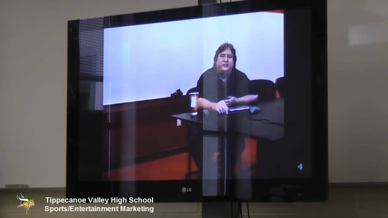 Watch A High School Class Receive An Audience With The Most Powerful Man In PC Gaming