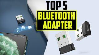Top 5: Best Bluetooth Adapter 2021