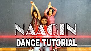 Nagin Dance Tutorial | Step By Step | By Nitish Nidhariya