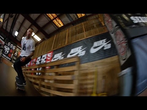 Nike SB presents On Contests with Brian Anderson