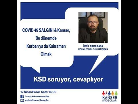 """Covid 19 Salgını & Kanser - Bu dönemde """"kurban"""" ya da """"kahraman"""" olmak."""