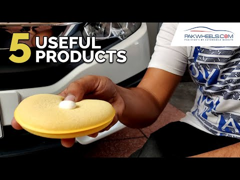 Five Useful Products For Cleaning | PakWheels Auto Store