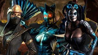 КАКАЯ КИТАНА ЛУЧШАЯ? Mortal Kombat X Mobile