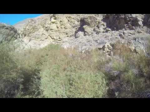 Pleasant Canyon Old Trail Gopro