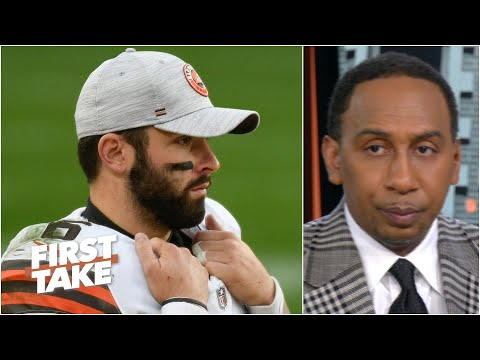 'I've given up' on Baker Mayfield, the Browns & Cleveland should give up – Stephen A.   First Take