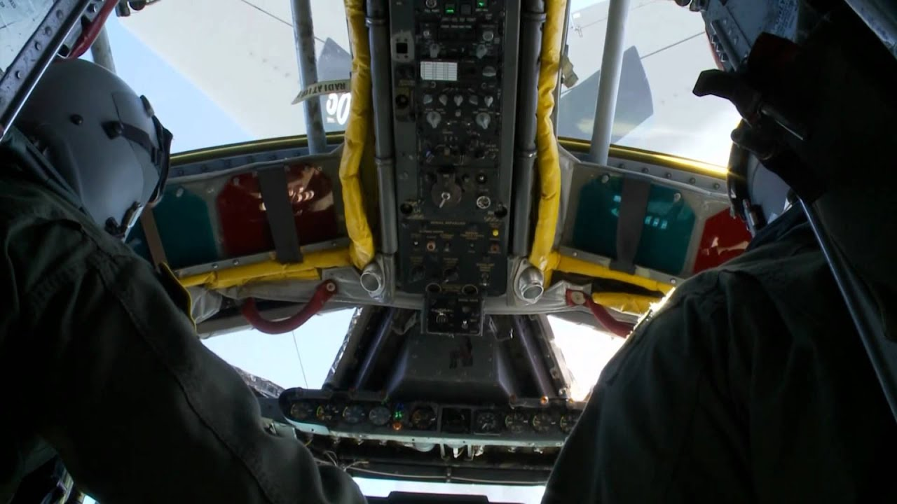 Watch An Entire B-52 Stratofortress Mission In 10 Minutes
