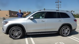The 2020 Mercedes GLS Is an Ultra-Luxury Family SUV