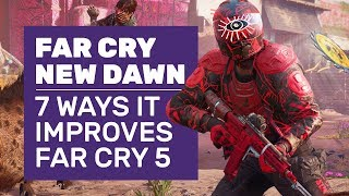 7 Reasons Far Cry New Dawn Is The Game Far Cry 5 Should Have Been   Far Cry New Dawn Gameplay
