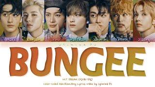 NCT Dream (엔시티 드림) - 'Bungee' Lyrics (Color Coded_Han_Rom_Eng)
