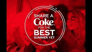 Coca-Cola's Commercial Uses Consistent, Casual Branding To Reach Younger Audiences