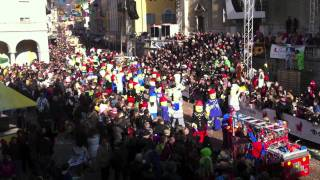 preview picture of video 'Corteo Güggen sabato 19 febbraio Bellinzona'