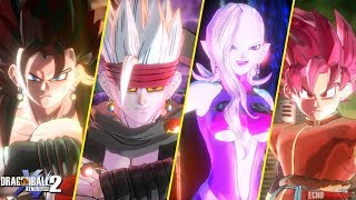 SDBH Mod Pack : All Characters Transformation & Ultimate Moves Compilation | DBXV2 Mod