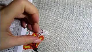 Вышивка крестиком. СП 495 красивых стежков - 1 отчет