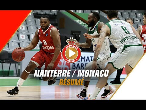 [MINI-MOVIE] Nanterre - Monaco | EUROCUP